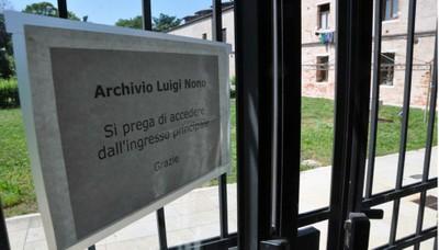 Eingang zum Archivio