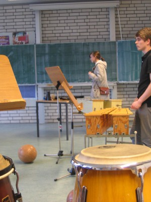 wilde Musik in der Klangwerkstatt des Musik-Labors