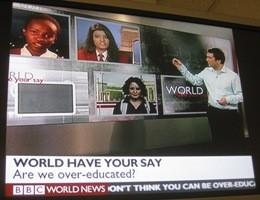 The international panel