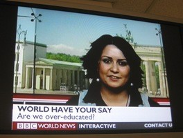 BBC World - Have your say